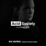 AcidPodcast 016- AcidSociety presents IDA_NERBØ