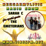 Reggaemylitis Radio Show ft Special Guest interview with the Emeterians