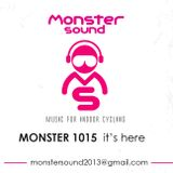 MONSTER 1015 // music for indoor cycling // monstersound2013@gmail.com