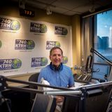 Dr. Joe Galati Eating Yourself Sick with Brady - Chicago 103.5 KISS FM iHeart Radio