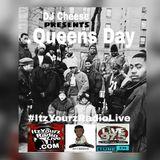 DJ Cheese - Queens Day: Marley Marl, Run DMC, MC Shan, LL Cool J, Kool G Rap, Tribe, Nas, Mobb Deep