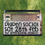 P.O.D.G.E - Pigpen Social at The Greenbank Bristol on Saturday 28th February 2015