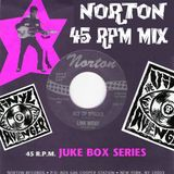 NORTON ROCKABILLY & INSTRO 45's!