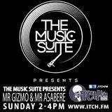Mr Gizmo & Mr Asabere - The Music Suite Presents - 04