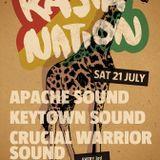 Crucial Warrior Sound @ Rasta Nation #25 (Jul 2012) part 1/7