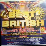 Andy C BEST of BRITISH 'summer warm up' mc's Riddla, Fatman D, Fearless 16th june 2000