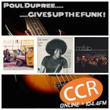 Paul Dupree Gives Up The Funk #90 - 27/4/19 - Chelmsford Community Radio