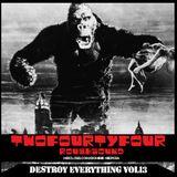 Destroy Everything Vol13 by DJ Twofourtyfour