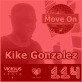Move On // 114 // Kike Gonzalez