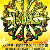 "C.U.L.T. DJ-Set @ THC ""The Hippie Convention"" 2016 (Closing) / Hamburg"