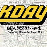 KDAY 1580 AM Stereo Mix Session #1