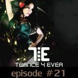 T4E Trance4Ever ep 21 with Alt+1