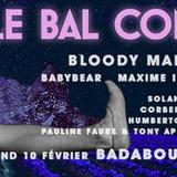 Le Bal Con February 2017 - DJ Babybear