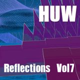 HUW - Reflections Vol7. Chilled, Downtempo, Electronic Jazz.