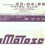 DJ Safe-P - Club Katsu (03.04 1999 - Pt.1)