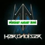 DJ Hardnoiser - [44] Podcast August 2016
