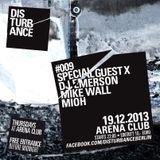 Michael Klein Special Guest Mix @ Disturbance Berlin Arena Club 19-12-13