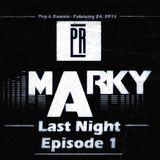 Last Night - Episode 1