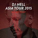 PUNKADELIX at AIR TOKYO October.17.2015 (DJ HELL ASIA TOUR)
