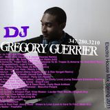 DJ Gregory Guerrier - Electro House Mix Spring 2011