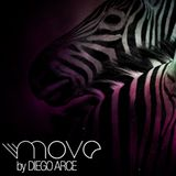 Move! 002 # 1st hour by Diego Arce