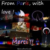 From Paris, with love !