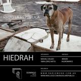 La República episodio IC - HIEDRAH / B2B LiveSet BRAIAN - AGGROMANCE