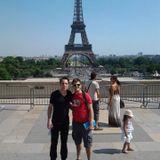 Passaporte Famecos - Paris