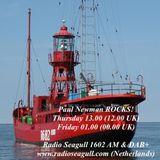 Paul Newman, Radio Seagull 1602/DAB - Thursday 3rd March 2016
