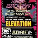 DJ Biskit Live at Elevation CMKickOff 9-2-17