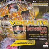 Miss B & Sinner - Ukscene vs USH @ Vibealite Summer Sensation 2, 14-06-2003 with MC's Andy K & Busta