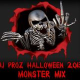 Dj Proz Halloween 2013 Monster Mix