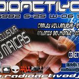 RADIOACTIVO DJ 06-2017 -CARLOS VILLANUEVA