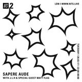 Sapere Aude w/ Where to Now - 28th March 2017