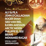 Philippe El Sisi - Recorded Live FSOE 200 Egypt 09-09-2011