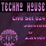 techno house-jaisted & zavier live set 024