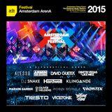 Martin Garrix - Live @ Amsterdam Music Festival 2015 (ADE, Amsterdam) - 16.10.2015