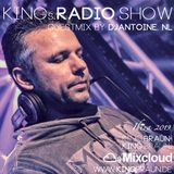 KINGs Radio Show, Episode 189 (Djantoine. NL Guestmix)