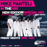 New Edition Tribute Mix - Capital Xtra Friday Nights in The Mix Show (3rd Feb 2017)