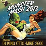 The Monster Mash Mix 2013!