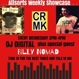 Allsorts Weeky Showcase - DJ Digital - 2 Hours of Billy Nomad
