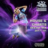 HOUSE & CHARTS DEEJAY MIX - 2017 / 01