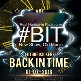 Lanoz & Zenda @ Future Kickerz - Back in Time 01-07-2016