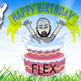 FLEX live at Whirly (Birthday Set)