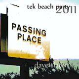 Dave Slater - Tek Beach Party 2011