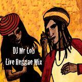 Live Reggae Mix