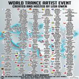 Akku - World Trance Artist Event Created And Hosted By Lisa Owen (2018)