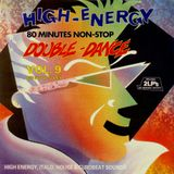 High-Energy Double-Dance Volume 9 (1987) 80 mins non-stop mix