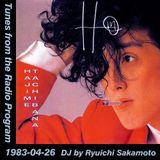Tunes from the Radio Program, DJ by Ryuichi Sakamoto, 1983-04-26 (2018 Compile)