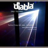 Diabla Techno Friday - Show # 42